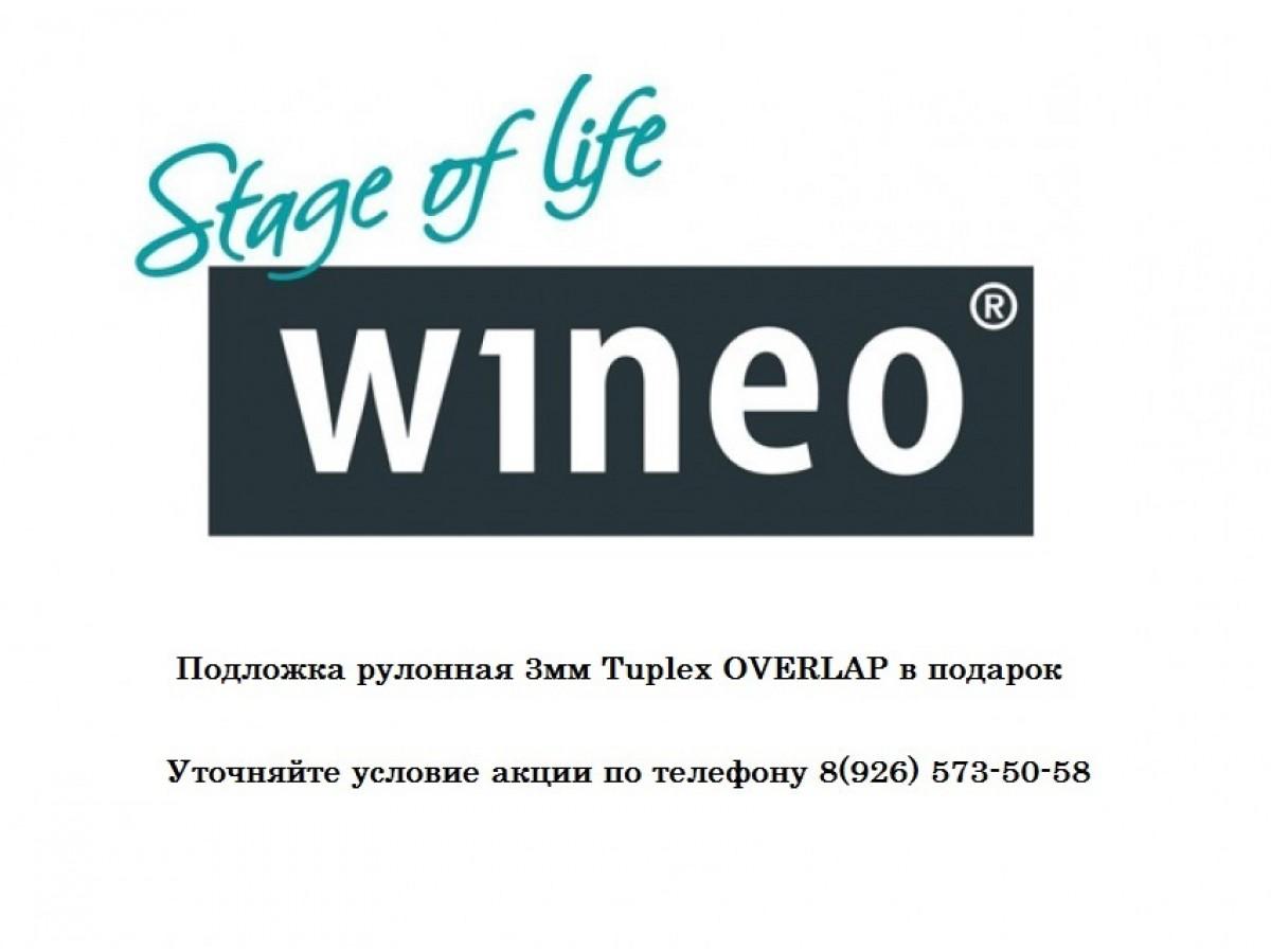 Акция на Wineo