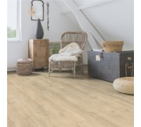 Ламинат Quick-Step MAJESTIC Woodland Oak Beige MJ3545