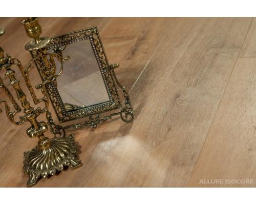 Виниловый ламинат Allure ISOCORE 7,5мм I967109 Дуб Золотой