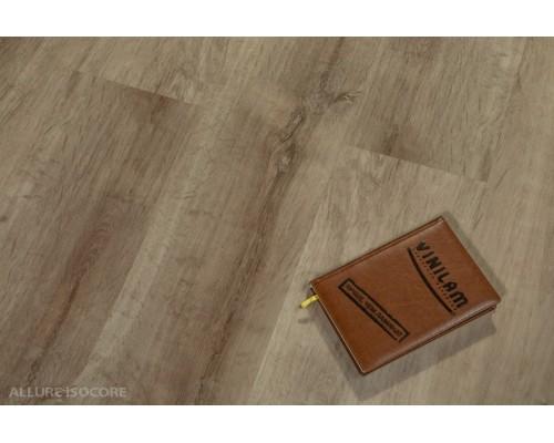 Виниловый ламинат Allure ISOCORE 7,5мм I967111 Дуб Розовато-Лиловый