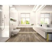 Ламинат EGGER Design+ Flooring арт. EPD002 (ED4012) Дуб необработанный серебристый