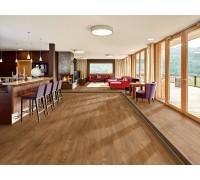 Ламинат EGGER Design+ Flooring арт. EPD009 (ED4026) Дуб потрескавшийся коричневый