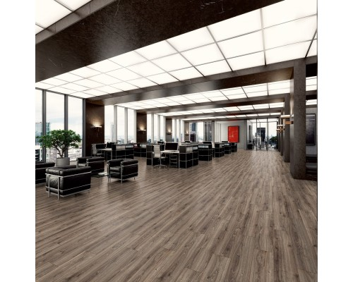 Ламинат EGGER Design+ Flooring арт. EPD011 (ED4030) Дуб покрашенный серый