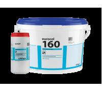 Клей Forbo 160 Euromix Turf Pro combi, 2К ПУ клей для искусственной травы/ 13,8 кг