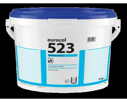 Клей Forbo водно-дисперсионный 523 Eurostar Tack EC / 12 кг