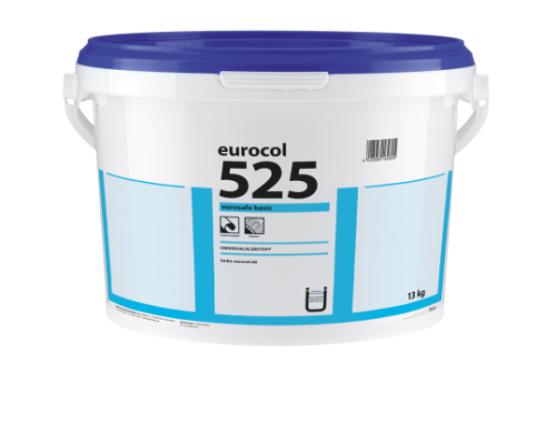 Клей Forbo водно-дисперсионный 525 Eurosafe Basic / 13 кг