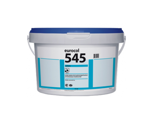 Клей Forbo водно-дисперсионный клей - фиксатор 545 Polaris / 13 кг