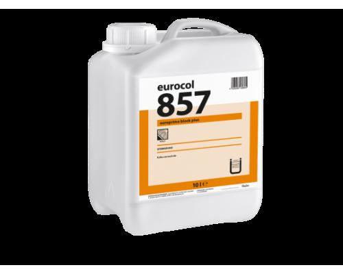 Изолирующий водно-дисперсионный грунтовочный лак Forbo 857 Europrime Block Plus /5л