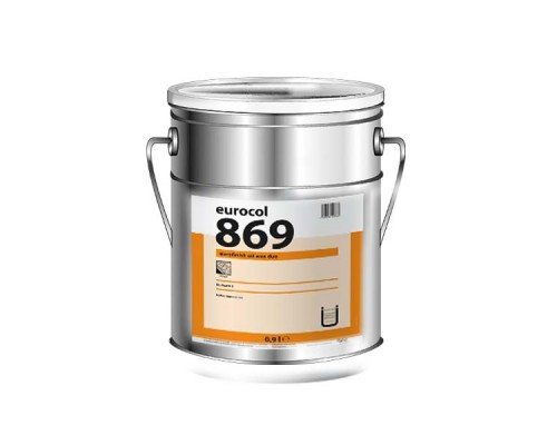 Масло Forbo 869 Eurofinish Oil Wax Duo 2К /1л