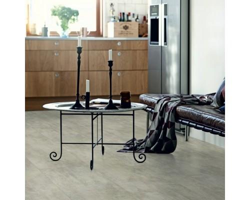 Виниловая плитка пвх Pergo Vinil Tile Optimum Glue V3218-40047 Трвертин светло-серый
