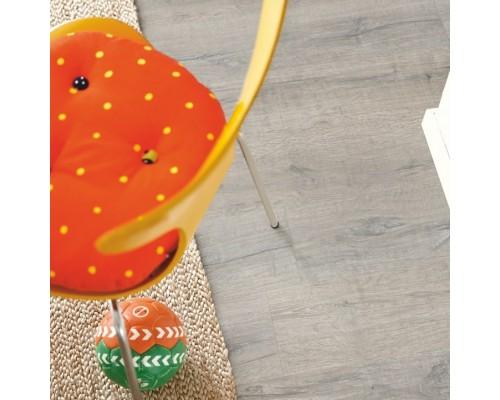 Виниловый ламинат Pergo Vinil Classic Plank Optimum Rigid Click V3307-40037 Дуб Королевский Серый