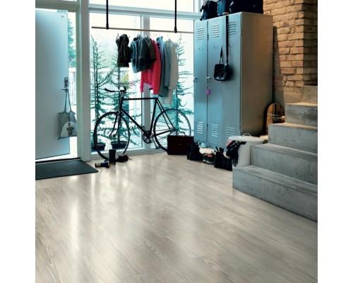 Виниловый ламинат Pergo Vinil Classic Plank Optimum Rigid Click V3307-40054 Сосна Шале Светло-серая