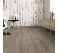 Ламинат PERGO Original Excellence Classic plank 4V-Veritas Серо-коричневый дуб L1237-04179
