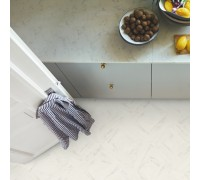 Ламинат Pergo Original Excellence Tiles 4V-Elements Мрамор Калакатта серый L1243-04505