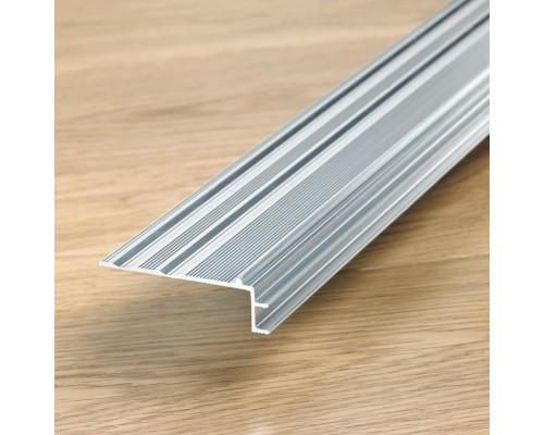 Вспомогательный профиль для отделки лестниц INCIZO для полов 12 мм: Skara 12 pro