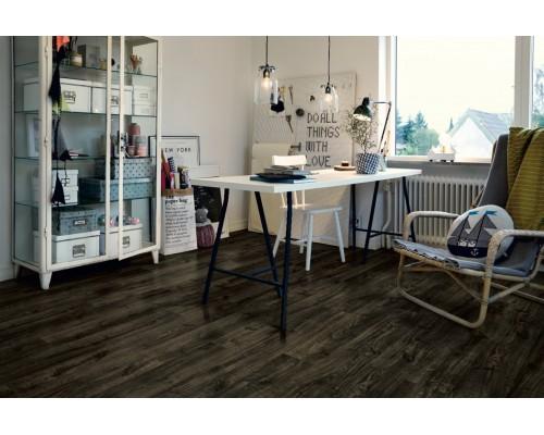 Виниловый ламинат Pergo Vinil Plank&Tiles V3131-40091 Дуб сити черный