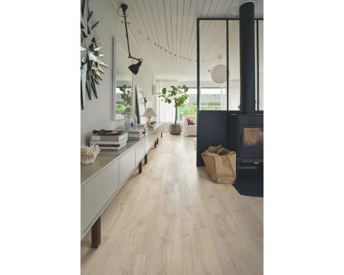Виниловый ламинат Pergo Vinil Plank&Tiles V3131-40095 Дуб деревенский светлый