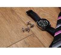 Виниловый ламинат Vinilam Гибрид + пробка 6,5 мм арт. 10-080V Дуб Мейс (фаска)