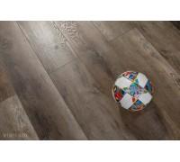 Виниловый ламинат Vinilam Гибрид XXL + пробка 6,5 мм арт. 10-013V Дуб Варем (фаска)