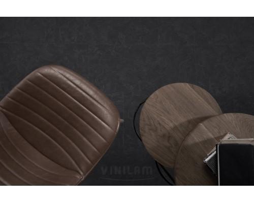 Виниловая плитка Vinilam CERAMO 2,5мм арт. 61607 Сланцевый Чёрный (клеевой)