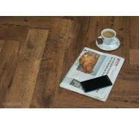 Виниловый ламинат Vinilam Паркет клик 6,5мм арт. IS11155 Парижский Паркет