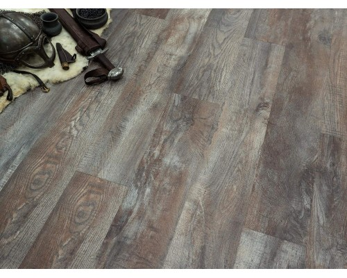 Виниловый плинтус Finefloor Wood FF-1518/1418 Дуб Этна