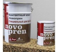 Клей специальный для пробкового покрытия Novopren 5 кг